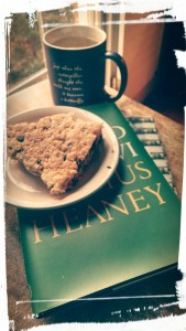 Tea and scones and poetry